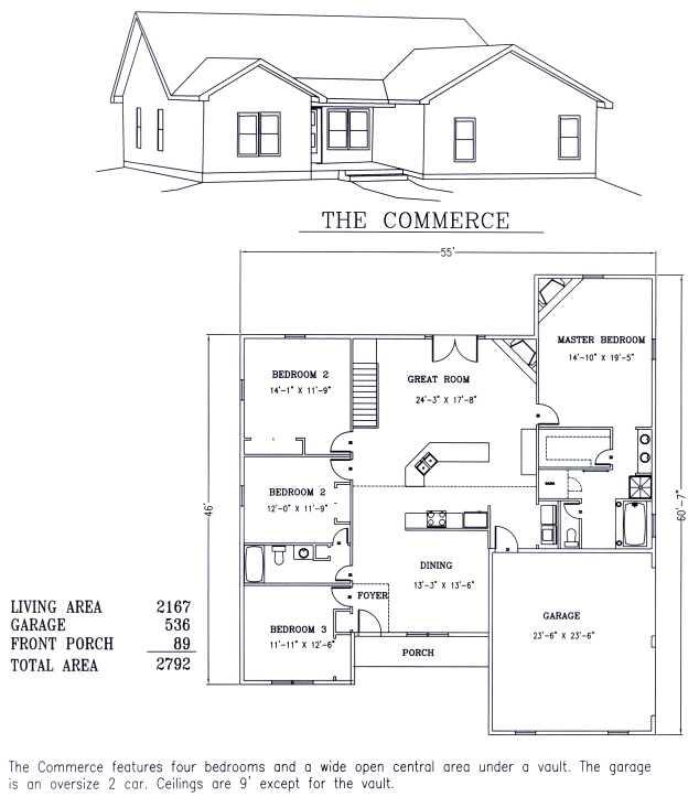 Metal Home Floor Plans Find House