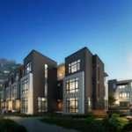 Metropolitan Phipps Cablik Atlanta Modern Townhome