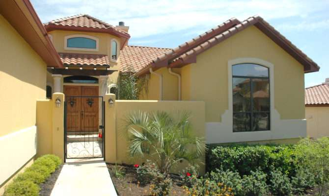 Mexican Influenced House Plans Designers