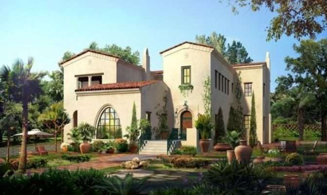 Mexican Style Architecture Types Houses Mexico