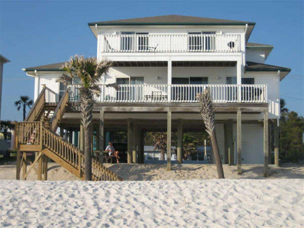 Mexico Beach Barefoot House