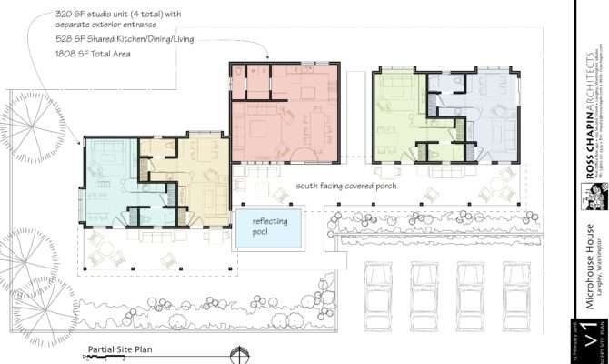 Micro Unit House Pocket Neighborhoods