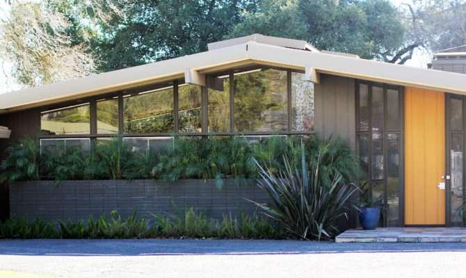 Mid Century Modern Home Sacramento