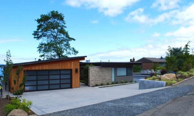 Mid Century Modern Homes Floor Plans Wood House