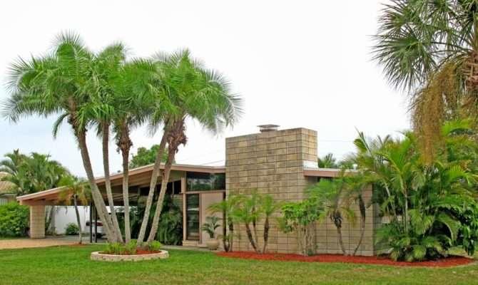 Mid Century Modern House Plans Pleasure Ayanahouse