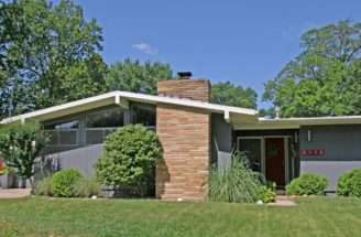 Mid Century Modern House Plans Ranch Homes Lrg