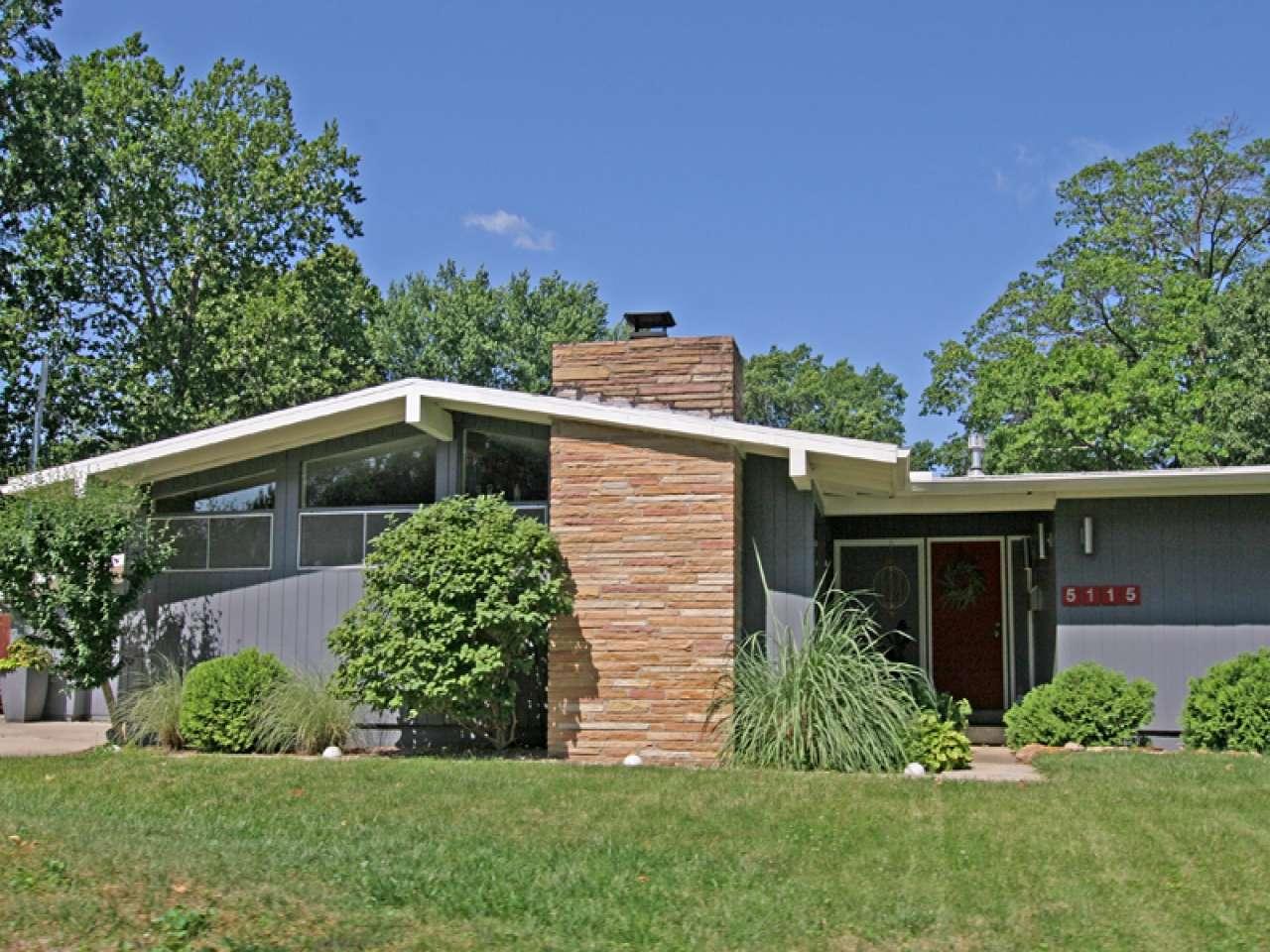 Mid Century Modern House Plans Ranch Homes Lrg