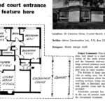 Mid Century Modern House Plans Sale Minto Alpine Floor