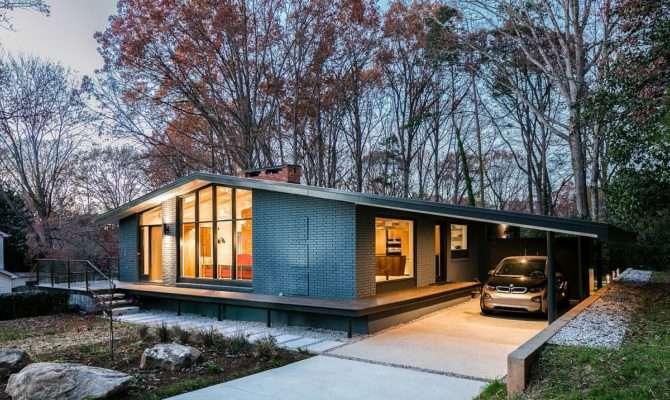 Mid Century Modern Recreation Ocotea House Renovation