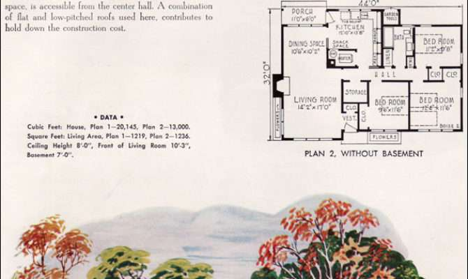 Mid Century Modern Small House Architecture