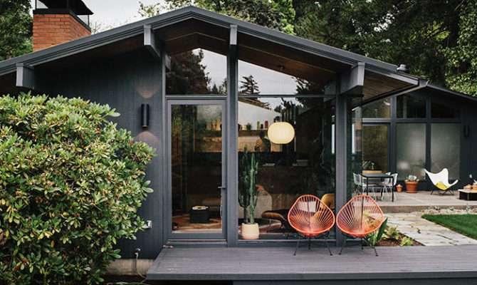 Midcentury Exterior Design Ideas Decoration Love