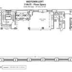 Midtown Loft Floor Plan