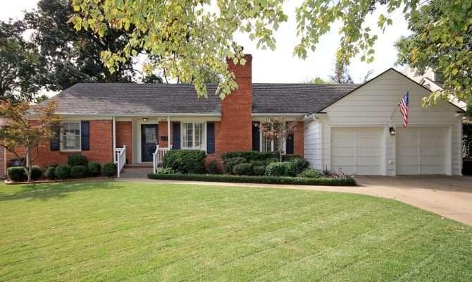Midtown Tulsa Home Sale Near Cascia Hall Utica Square