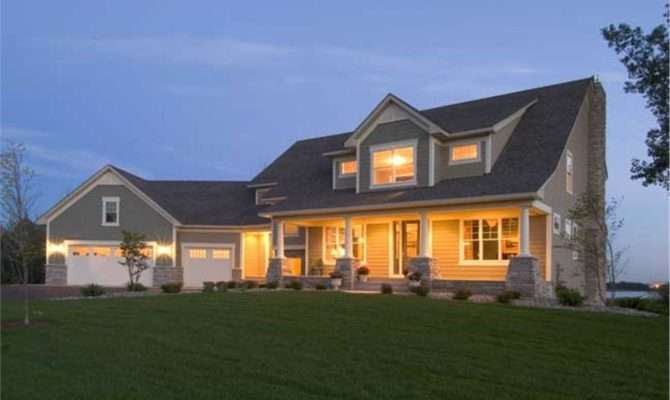 Midwest House Plans Midwestern Home Plan Collection