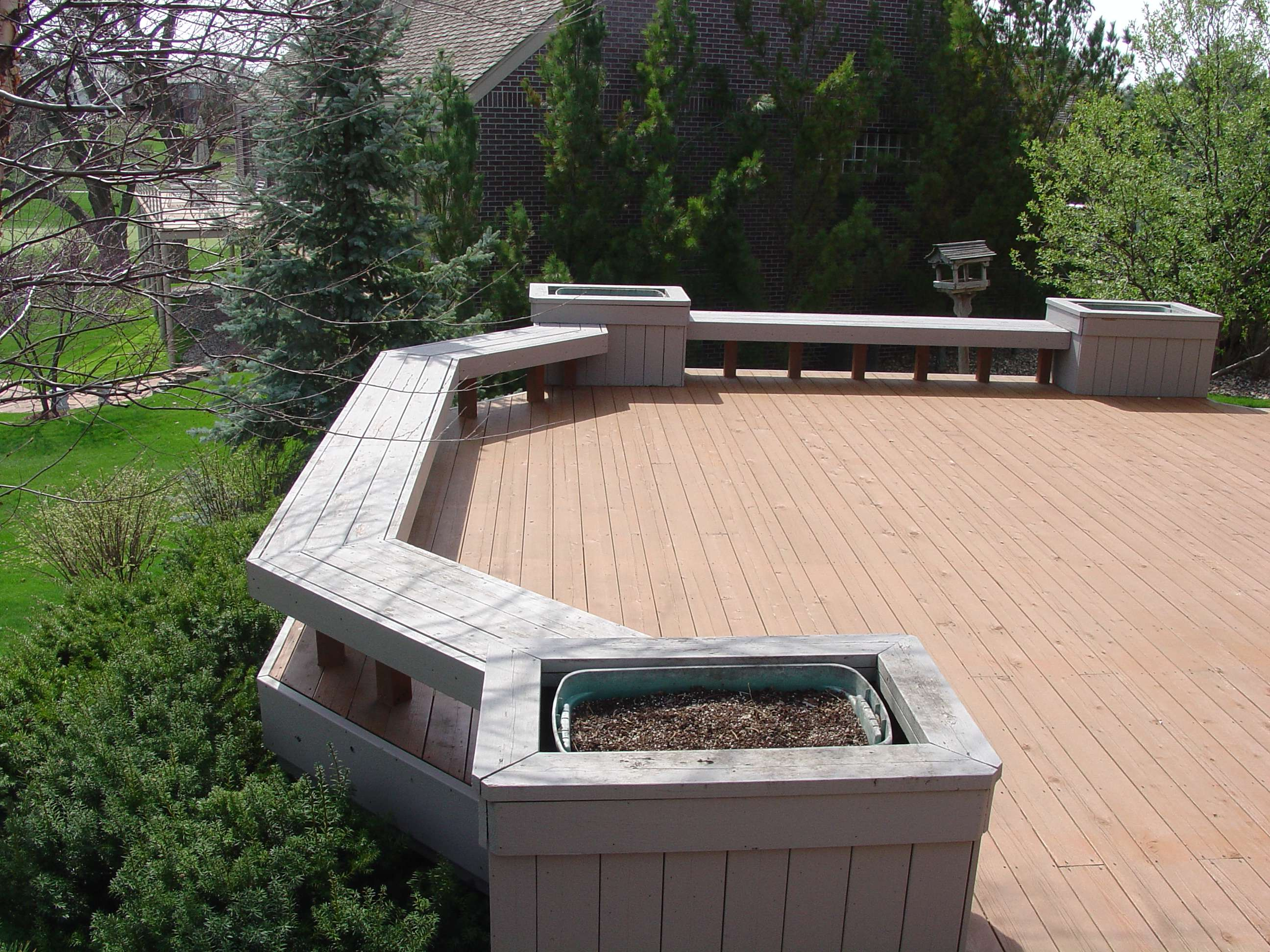 Mike Jansen Custom Cedar Decks Deck Building Services