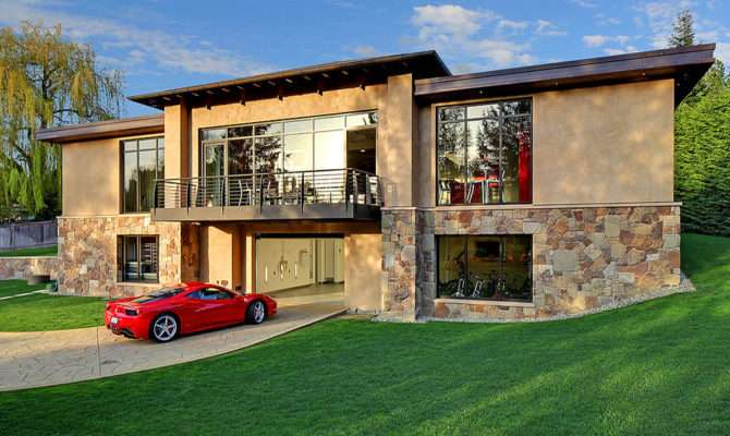 Million Bedroom Bathroom House Car Garage Ideal