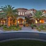 Million Mediterranean Style Mansion Las Vegas