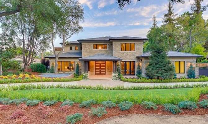 Million Newly Built Contemporary Craftsman Style