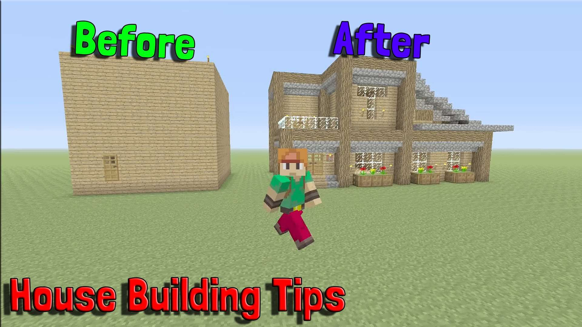 Minecraft House Building Tips Make Your Look