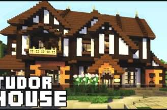 Minecraft Tudor House Youtube