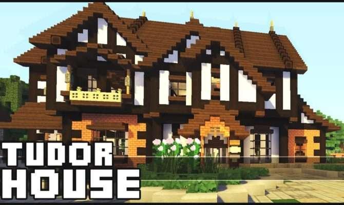 Minecraft Tudor House Youtube