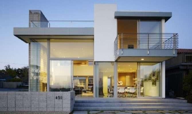 Minimalist Beach House Design Ideas Ehrlich Architects