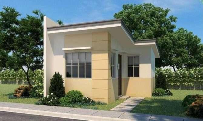Minimalist Beautiful Small House Design