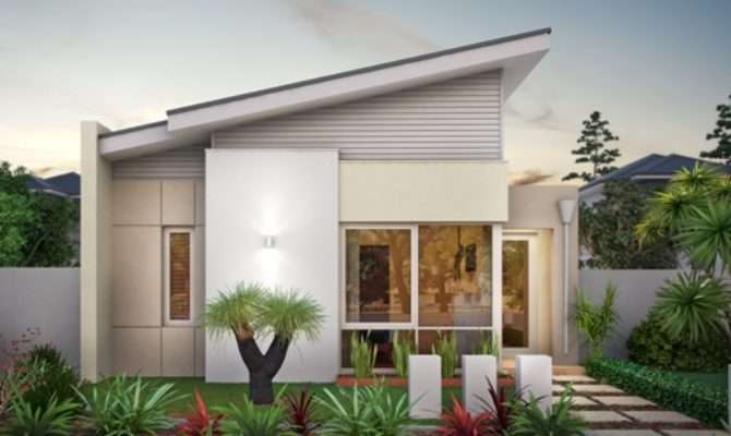 Minimalist House Design Plan Small Families Home