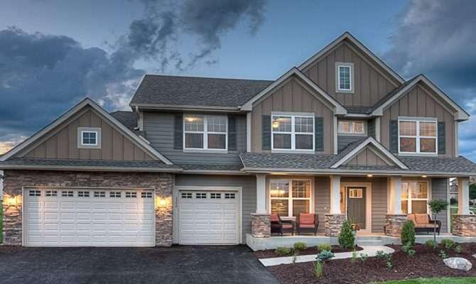 Minnesota Lake Home Plans Design Style