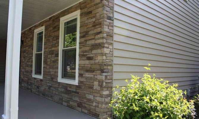 Miscellaneous Stone Siding Homes Gergous