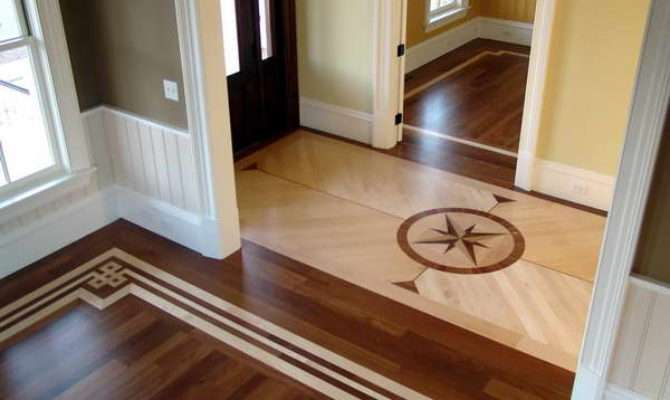 Miscellaneous Wood Flooring Patterns Create Beautiful