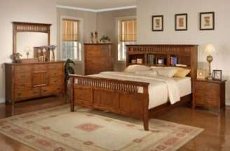 Mission Style Bedroom Design Furniture Plans Bbadfbc