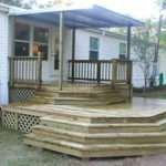 Mobile Home Porches Design Ideas Homes