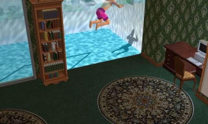 Mod Sims Bed Bath Underground Garage