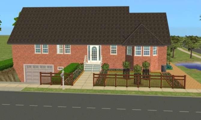 Mod Sims Central Drive House Basement
