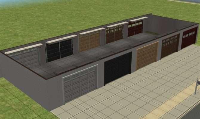 Mod Sims Cheat Rear Garage Backwards