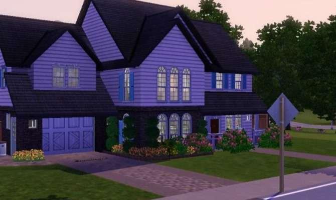 Mod Sims Look Big Fancy House