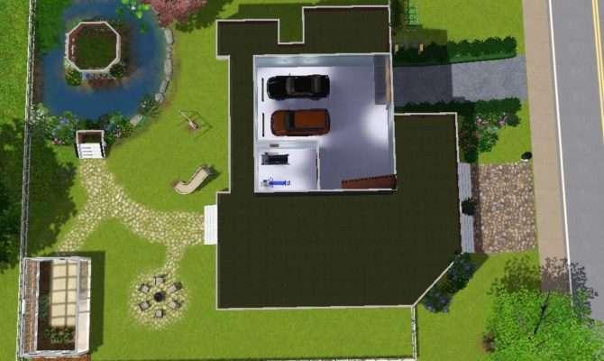 Mod Sims Luxury Home Gazebo Greenhouse