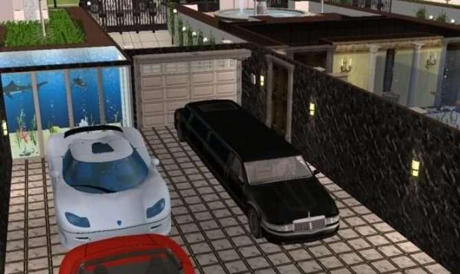 Mod Sims Millionaire Palace