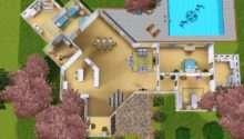 Mod Sims Modern House Big