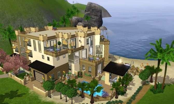 Mod Sims Modern House