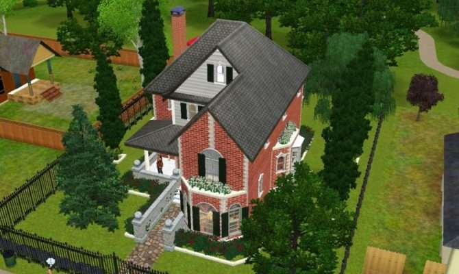 Mod Sims Nicely Furnished Townhouse