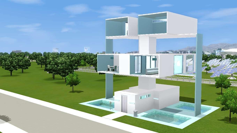 Mod Sims Plugs Modern House