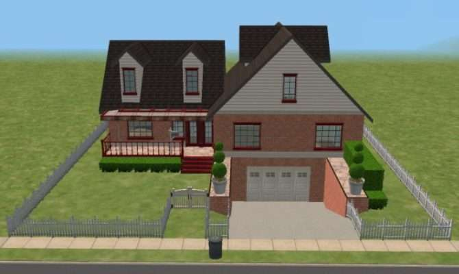 Mod Sims Siena Street Mini American Dream