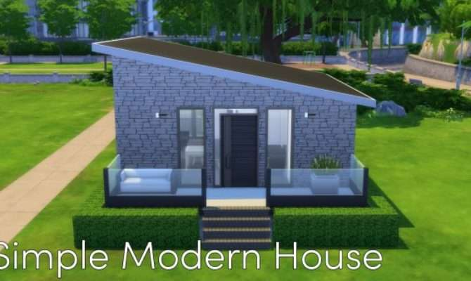 Mod Sims Simple Modern House Malwa