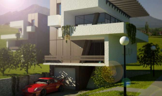 Mod Sims Ultra Modern House Based Predicted
