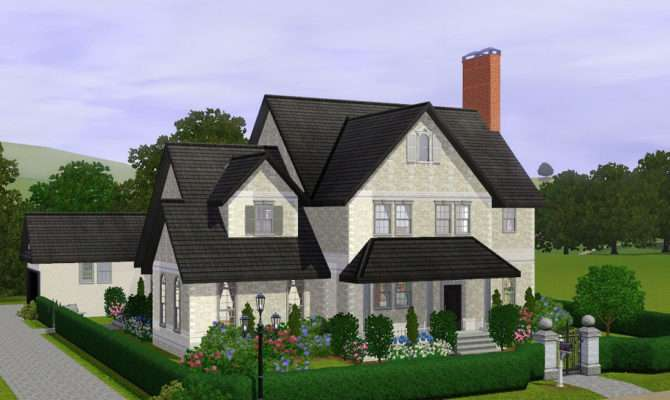 Mod Sims Winchester Fully Furnished Four