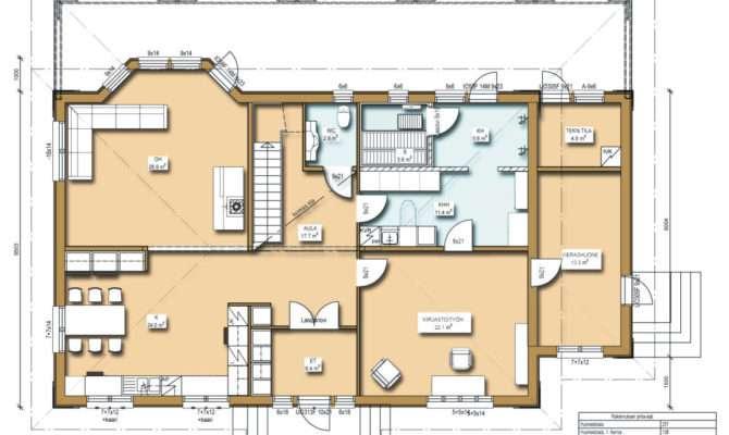 Models Eco House Frame Passive Houses