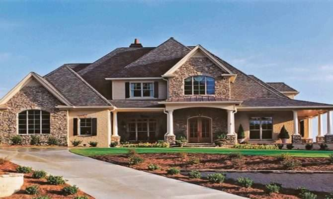 Modern American Style House Plans Youtube