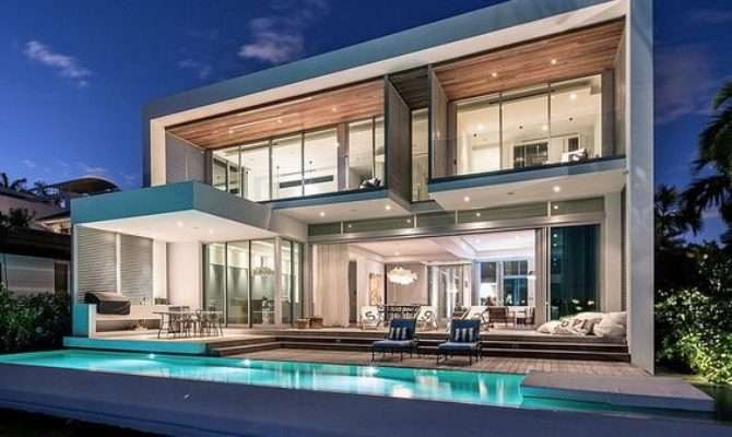 Modern Architecture Beautiful House Designs